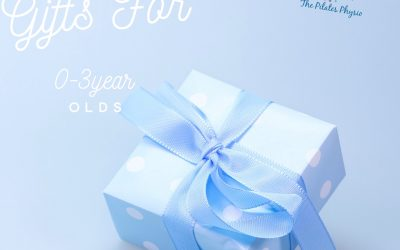 Perfect present ideas for 0 – 3 year olds
