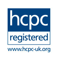 Marie Fell is regstered with the Health and Care Professions Council (HCPC