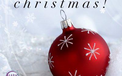 Keep Calm It's Christmas!
