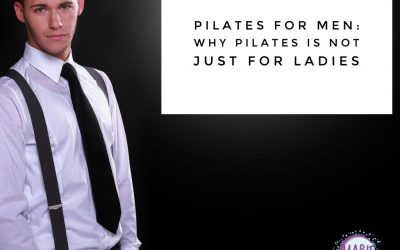 Pilates for men: why Pilates is not just for ladies