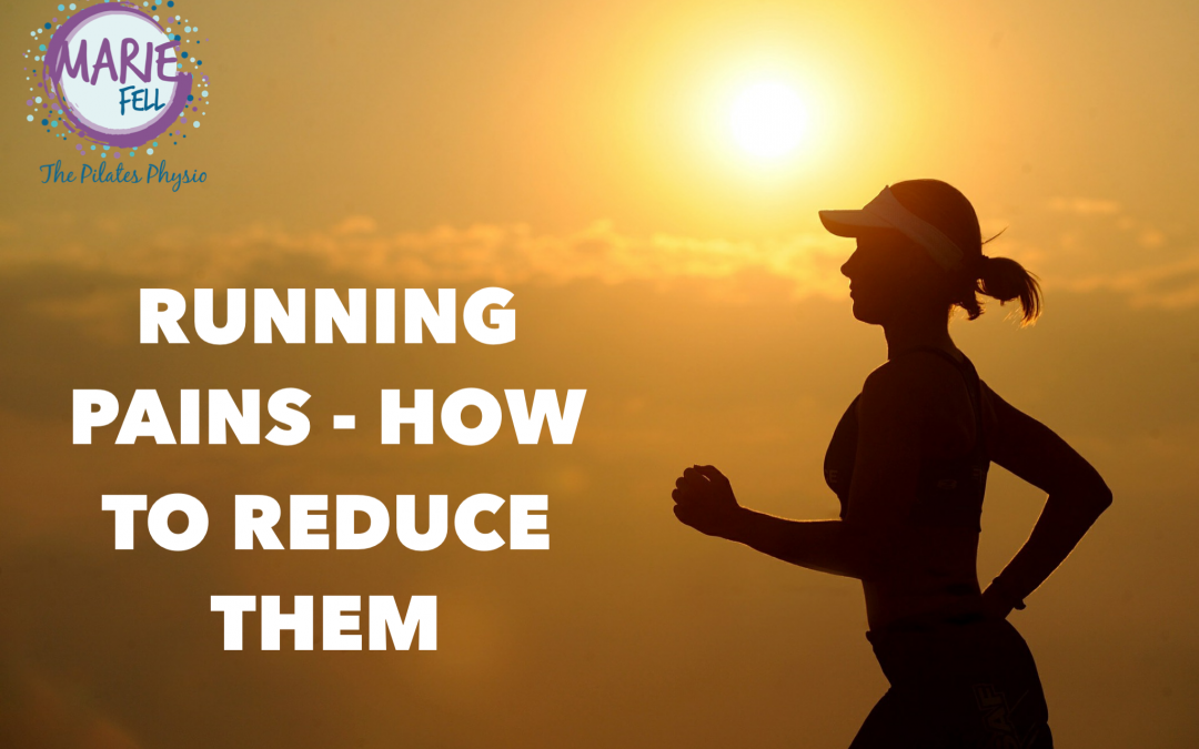 How to reduce hip pain when running with Pilates