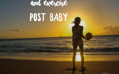 Returning to sport and exercise post baby: common questions