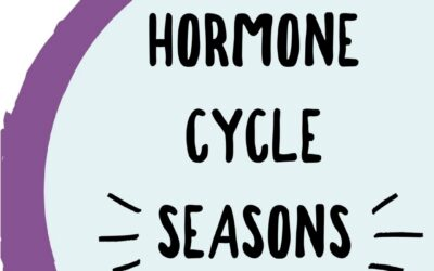 Menstrual cycle seasons